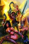 GRIMM FAIRY TALES PRESENTS NEVERLAND HOOK #5 Cover A