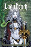 LADY DEATH #17 Sultry Cover