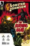 LOBSTER JOHNSON THE BURNING HAND #5