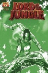 LORD OF THE JUNGLE #4 Renaud Green Cover