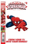 MARVEL UNIVERSE ULTIMATE SPIDER-MAN #2