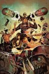 MARVEL ZOMBIES DESTROY #1