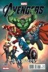 MARVEL'S THE AVENGERS INITIATIVE #1