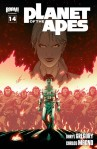 PLANET OF THE APES #14 Cover B