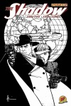 SHADOW #2 Dynamic Forces Chaykin Line Art Cover