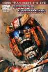 TRANSFORMERS MORE THAN MEETS THE EYE #5