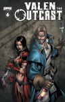 VALEN THE OUTCAST #6 Cover B