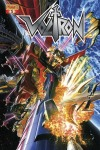 VOLTRON #5 Ross Cover