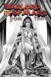 WARLORD OF MARS DEJAH THORIS #12 Black and White Cover