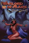 WARLORD OF MARS DEJAH THORIS #12 Renaud Cover