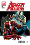 AVENGERS ACADEMY #31 Amazing Spider-man Variant