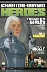 CREATOR OWNED HEROES #1 Trigger Girl 6 Cover