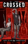 CROSSED BADLANDS #7 Red Crossed Cover
