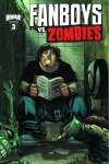 FANBOYS VS ZOMBIES #3 Cover A
