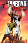 FANBOYS VS ZOMBIES #3 Cover B