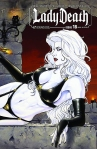 LADY DEATH 18 Wrap Cover