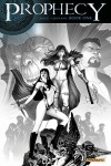 PROPHECY #1 Black & White Variant