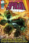 SPAWN #220 Savage Dragon Homage Cover
