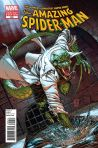 AMAZING SPIDER-MAN #690 Clark Lizard Variant Cover
