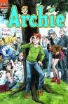 ARCHIE #635 Jill Thompson Cover