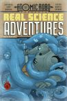 ATOMIC ROBO REAL SCIENCE ADVENTURES #4