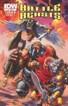 BATTLE BEASTS #1
