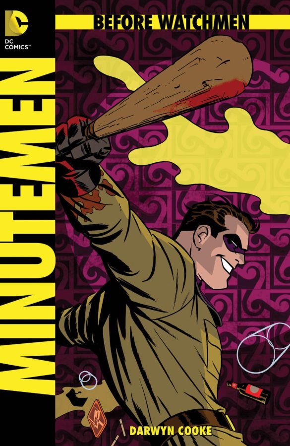 BEFORE WATCHMEN MINUTEMEN #2