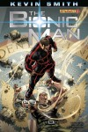 BIONIC MAN #10 Lau Cover
