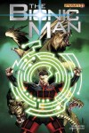 BIONIC MAN #11 Lau Cover