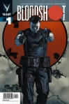 BLOODSHOT #1 Pullbox Variant
