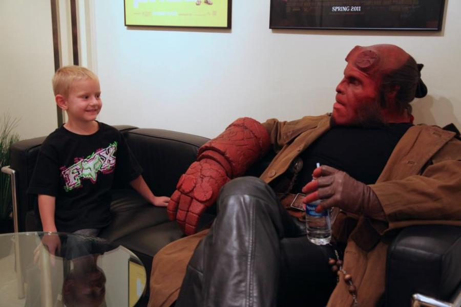 Hellboy Make A Wish #2