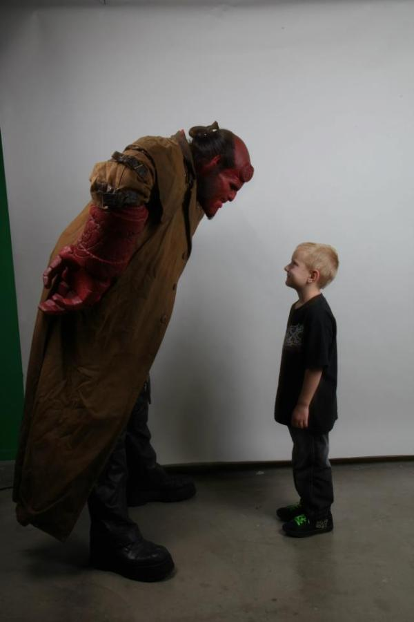 Hellboy Make A Wish #3