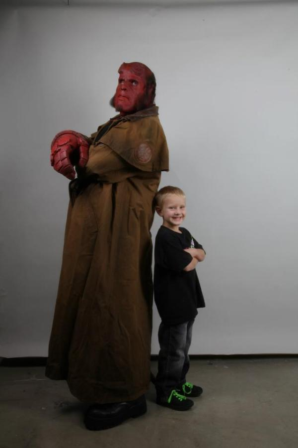 Hellboy Make A Wish #4