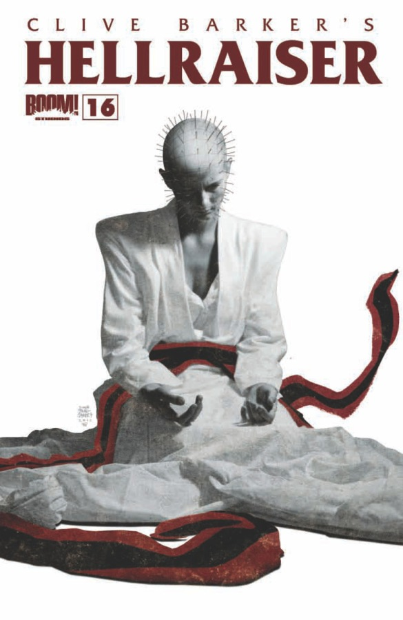 Hellraiser #16 Cover A