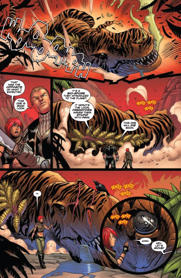 Higher Earth #3 Page 2