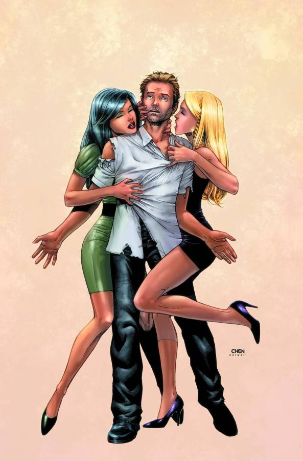 IRRESISTIBLE #1 Cover B