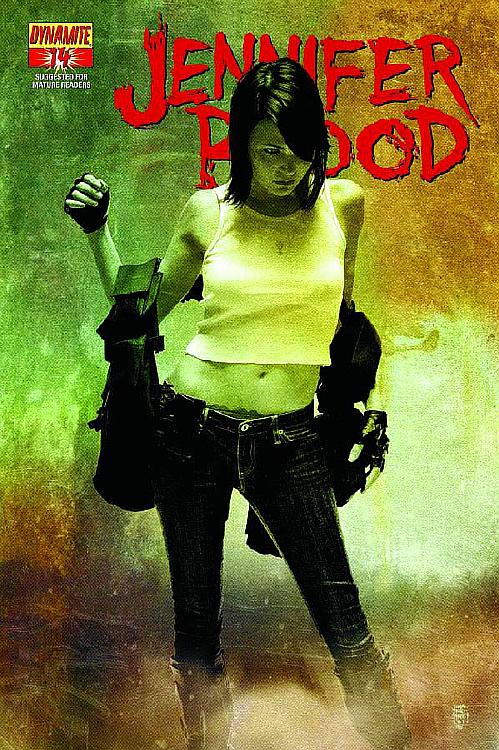 JENNIFER BLOOD #14