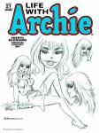 Z LIFE WITH ARCHIE #21 Dan Decarlo Cover