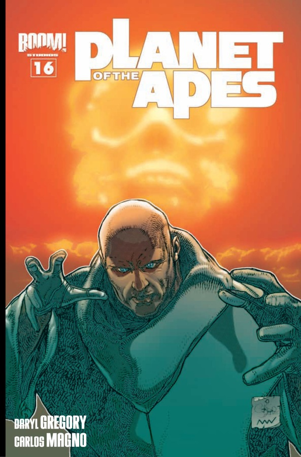 Planet of the Apes #16 Cover A