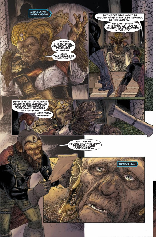Planet of the Apes #16 Page 2