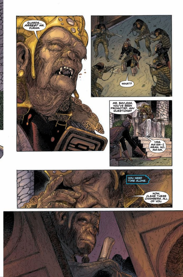Planet of the Apes #16 Page 3