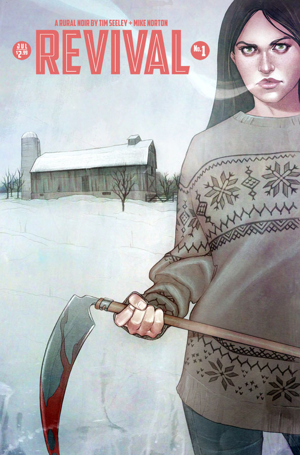 REVIVAL #1 Cover A