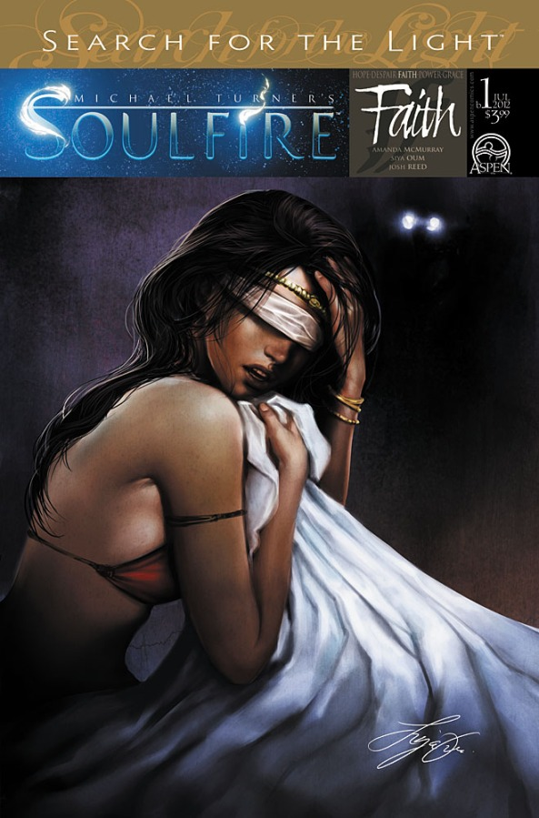 SOULFIRE FAITH #1 Cover B