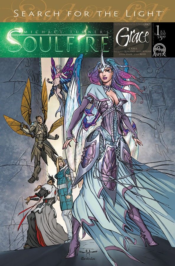 SOULFIRE GRACE #1 Cover B