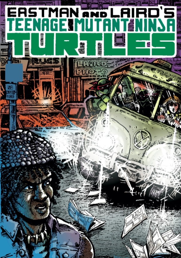 TEENAGE MUTANT NINJA TURTLES COLOR CLASSICS #3