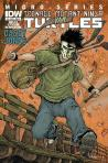 TEENAGE MUTANT NINJA TURTLES MICRO SERIES #6 Casey Jones