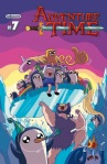 Adventure Time #7 Cover B