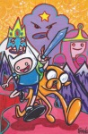 Adventure Time #7 Cover D