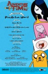Adventure Time #7 Credits