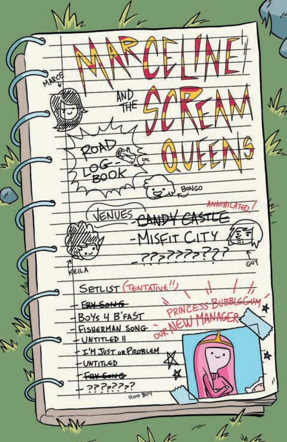 AT Marceline and Scream Queens #2 Page 1